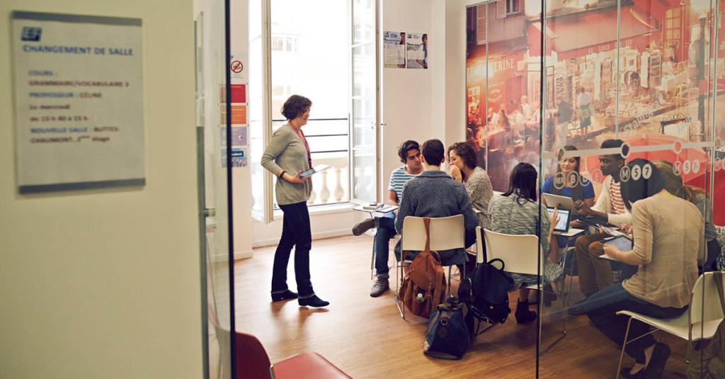 EF - Sprachen lernen im Ausland
