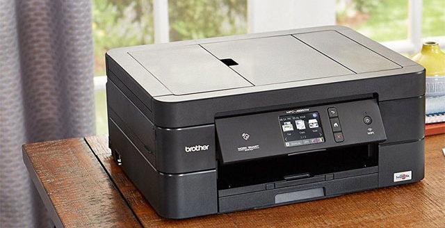 Ein Drucker für Studenten? Brother Drucker DCP-J785DW im Test