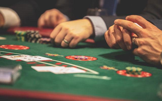 Kartengeber Casino