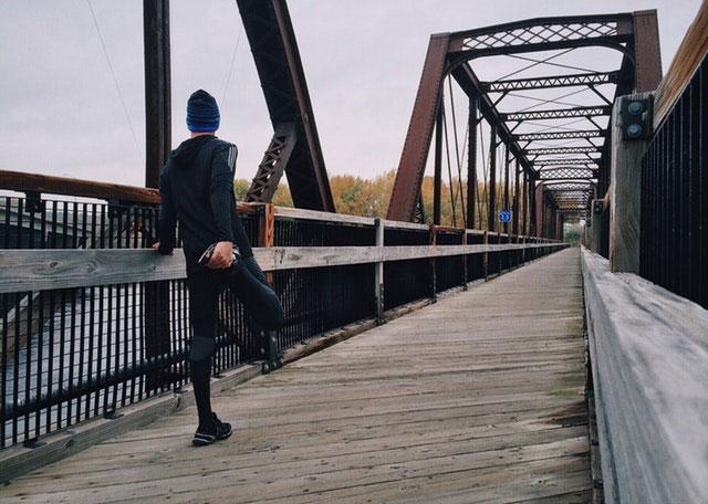 Sport im Studium Joggen