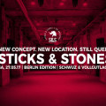 Karriere-Messe STICKS & STONES am 27. Mai 2017 in Berlin