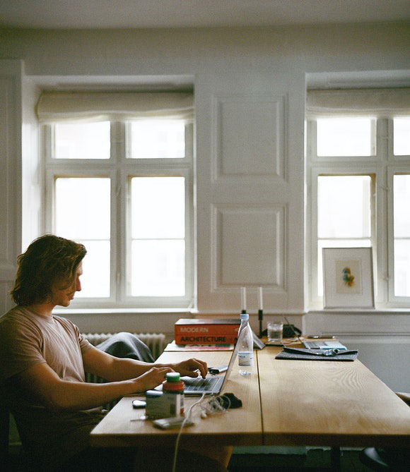 Techniken studieren Zuhause